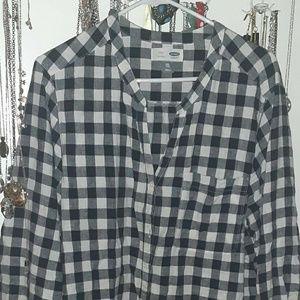 Old Navy Tops - Womens Flannel Tunic